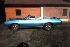 Pontiac : GTO 242   ***REAL GTO ***