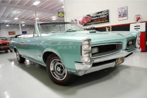 Pontiac : GTO Convetible
