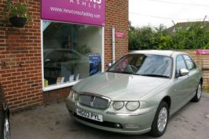 2003 Rover 75 2.5 V6 Connoisseur Auto- ONE OWNER- 69,000mls FSH!