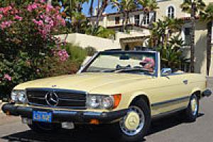 Mercedes-Benz : SL-Class 450SL