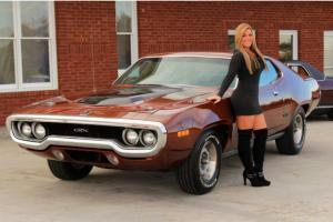 Plymouth : GTX
