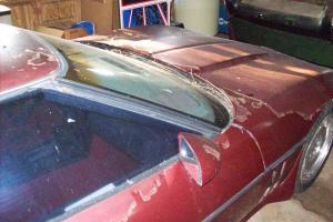 Chevrolet : Corvette 35th Anniversary Edition Hatchback 2-Door