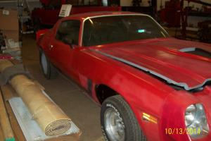 Chevrolet : Camaro Rally Sport Coupe 2-Door