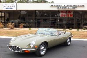 Jaguar : E-Type V12, SER III