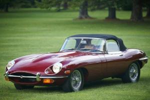 Jaguar : E-Type Series II