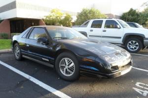 Pontiac : Fiero BASIC 2 DOOR COUPE