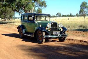 1928 Dodge DA Sedan
