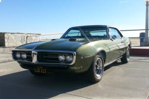 Pontiac : Firebird original