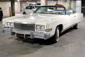Cadillac : Eldorado Convertible NO RESERVE !!!