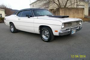 Plymouth : Duster MOPAR