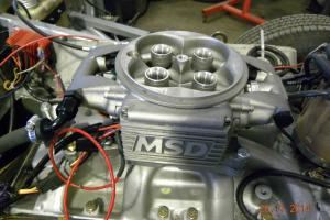 Jaguar : E-Type 2 dr coupe