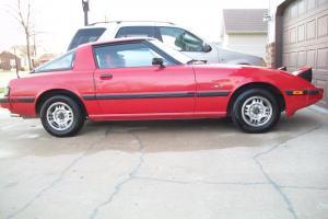 Mazda : RX-7 S Coupe 2-Door Photo