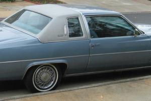 Cadillac : DeVille Coupe