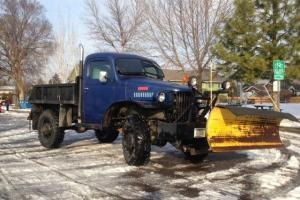 Dodge : Power Wagon Standard
