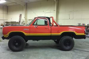 Dodge : Power Wagon 4x4