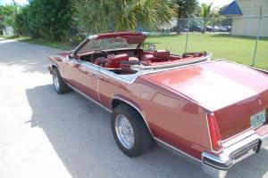 Cadillac : Eldorado chrome