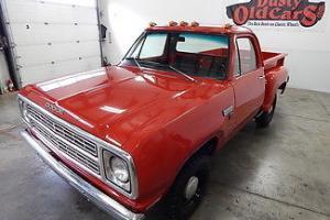 Dodge : Power Wagon Runs Drives Great No Rust New Bed 360V8