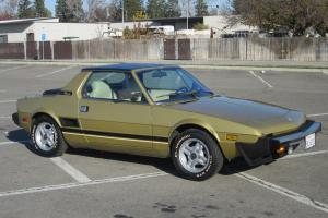 Fiat : Other X 1/9