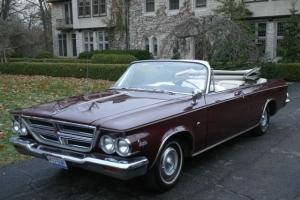 Chrysler : Other Chrysler 300K Convertible