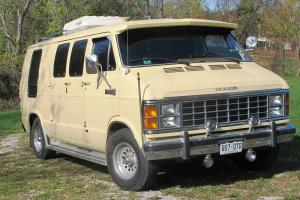 Dodge : Ram Van Prospector