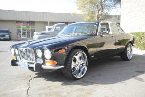 Jaguar : XJ6 PImped Out