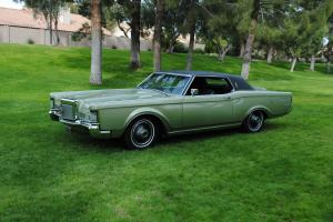 Lincoln : Mark Series loaded