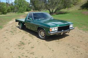 Holden WB ONE Tonner 12 Month REG RWC NO Reserve in Bacchus Marsh, VIC