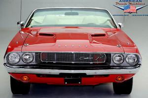 Dodge : Challenger CONVERTIBLE Photo