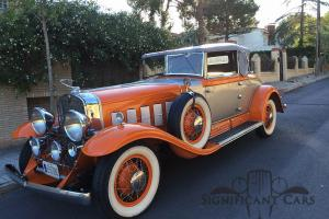 Cadillac : Other V16 Convt Coupe