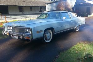 Cadillac : Eldorado 2 Door