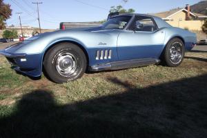 Chevrolet : Corvette T-top
