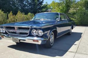 Chrysler : 300 Series 2-door couple K-code Letter Car