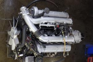Mercedes-Benz : S-Class mercedes 6.3 l engine and transmission complete