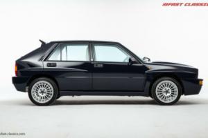 Lancia Delta Evo II // Lord Blue // 1993 Photo