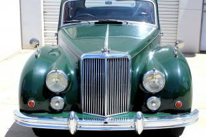 1956 Armstrong Siddeley Sapphire 346 in Strathfield, NSW