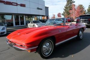Chevrolet : Corvette Sting Ray Convertible