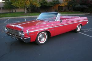 Dodge : Polara top level