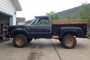 Dodge : Other Pickups Dodge Warlock