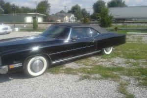 Cadillac : Eldorado 2 door Photo
