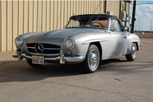 Mercedes-Benz : 190-Series SL