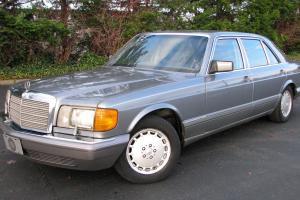 Mercedes-Benz : 500-Series 560SEL