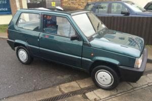 Fiat Panda FIZZ 1.0 UNIQUE 1 LADY OWNER ONLY 3300 MILES YES 3300 MILES FSH