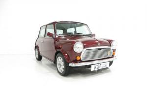 An Astounding Collectors Mini Thirty with an Amazing 2,304 Miles from New.