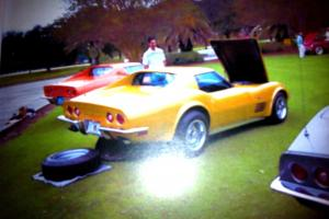 Chevrolet : Corvette LS-6