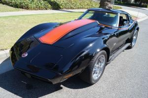 Chevrolet : Corvette REHER MORRISON 550HP RACING ENGINE 4 SPD MUNCIE