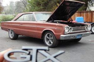 Plymouth : GTX GTX Cone