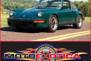 Porsche : 911 911SC