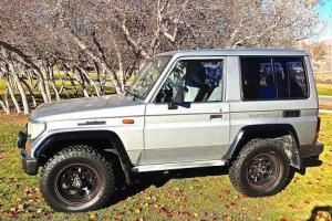 Toyota : Land Cruiser VX