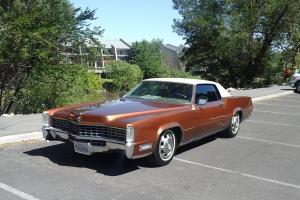Cadillac : Eldorado 2door Hard top Photo