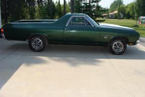 Chevrolet : El Camino LS6,LS5 Photo